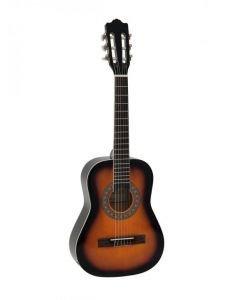DIMAVERY AC-303 Lasten kitara sunburst 85cm
