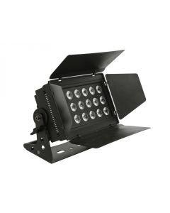 EUROLITE LED CLS-20 HCL-valaisin 18x 12W hexacolor