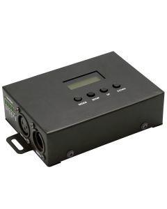 EUROLITE LED-Valo-ohjain sekä Art-Net/DMX