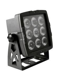 EUROLITE LED IP65 PAD ulkovalaisin