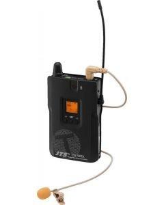 JTS TG-98TA/5 Solmiomikrofoni sekä lähetin