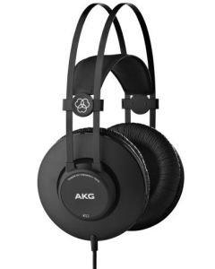 AKG K-52 suljetut kuulokkeet 18 - 20kHz, 110 dB