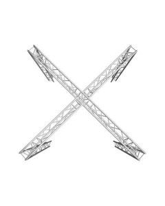 ALUTRUSS TRILOCK trussisetti 6082 X  mitat 6,71 x