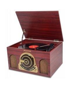 FENTON RP150 Retro levysoitin radiolla