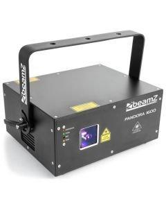 BEAMZ Pandora 1600 TTL RGB PRO Laser max teho 1600