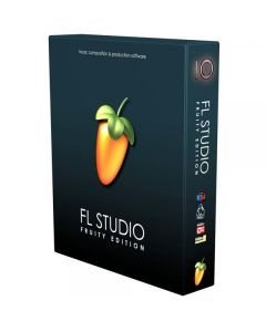 IMAGELINE FL STUDIO Fruity Edition 12, erinomainen