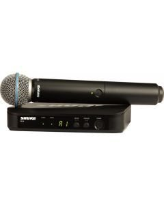 SHURE BLX24E/B58 langaton Vocal 58beta
