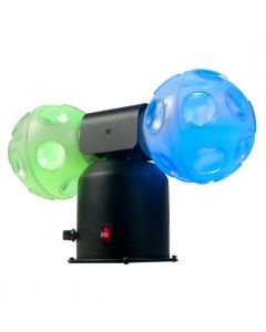 ADJ Jelly Cosmos Ball 6x3W TRI LED-Tupla valopallo