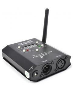 BEAMZ Wi-DMX Wireless Transceiver-Langaton DMX