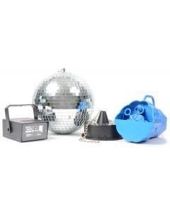 BEAMZ Disco Set IV Disco setti-Kattava paketti