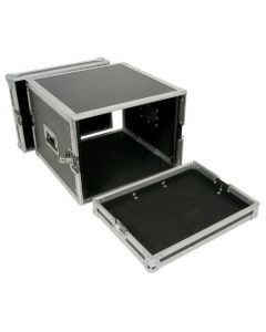 POWERDYNAMICS 19 Räkkilaatikko 8U-case syvyys