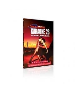 MELHOME VOL 23 Tango DVD karaoke levyllä 40