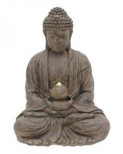 EUROPALMS Vesilähde Buddha valaistuminen