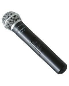 SKYTEC VHF Handheld microphone 200175MHz - Black