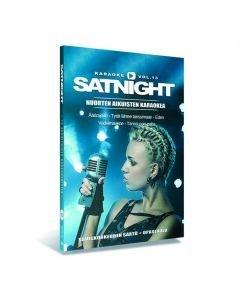 SATURDAYNIGHT Karaoke DVD vol 13 levyltä löydät