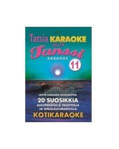 TATSIA Tatsia Kotikaraoke Vol 19 Tanssikaraoke 11