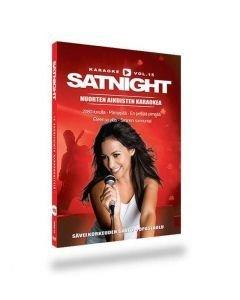 SATURDAYNIGHT Karaoke DVD vol 15 levyltä löydät
