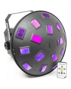 BEAMZ Mushroom II 6x 3W RGBAWP LED sieni efekti IR
