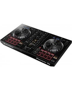 PIONEER DDJ-RB DEMOKAPPALE DJ-kontrolleri musta on kahden dekin dj laite
