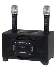 VOCOPRO KaraokeDual on tehokas digitaalinen