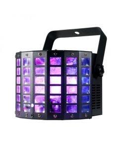 ADJ Mini Dekker LZR 2x 10W QUAD LED Laser DMX