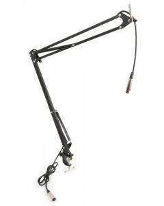 VONYX Tämä pöytä mikrofonin jalusta