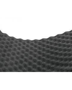 OMNITRONIC Munakennovaahtomuovi 20mm 100x206cm