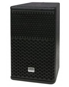 DAP-AUDIO Xi-6 6,5 350W asennuskaiutin musta