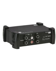 DAP-AUDIO SDI-202 aktiivinen DI-boksi plugi- ja