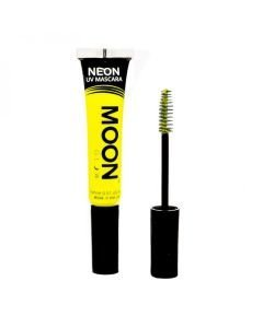MOONGLOW Keltainen UV Neon mascara 15ml tuubi Tuo