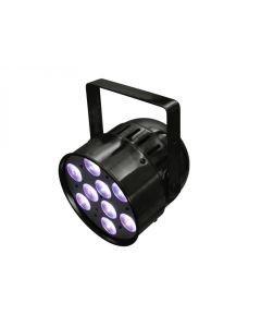 EUROLITE LED PAR-56 valaisin spotti RGBW LED Uusi