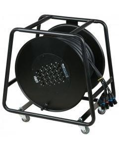 DAP-AUDIO CobraX 16/4 Kaukokaapeli kelalla