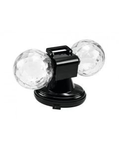 EUROLITE LED MDB-12 mini tuplapallo pieni