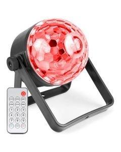 BEAMZ PLS35 LED valoefekti RGB-UV 4x 3W akulla