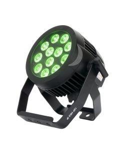 VUOKRAA - ADJ 12P HEX IP 12x12W RGBWAUV IP65 LED spot