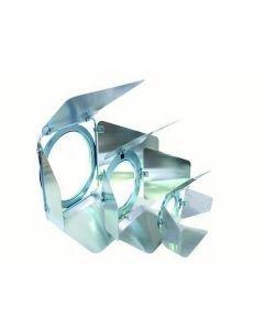 EUROLITE Läppärajain PAR-30, alumiinia