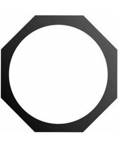 EUROLITE Filter frame PAR-46, octagonal, black