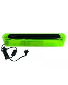 EUROLITE 45cm UV-valaisinsetti vihreä kanta