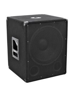 OMNITRONIC BX-1550 passiivisubwoofer 15RMS 400W