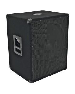 OMNITRONIC BX-1850 passiivisubwoofer 18 RMS 600W