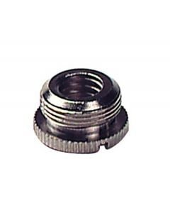 OMNITRONIC Adapterimutteri 16mm (5/8) - 9,5mm