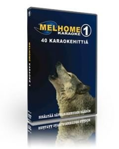 MELHOME VOL 1 DVD Karaoke levyllä on 40