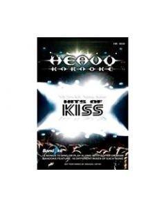 KARAOKE DVD Heavykaraoke Hits Of Kiss karaoke DVD