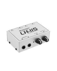 OMNITRONIC LH-115 henkilökohtainen monitori