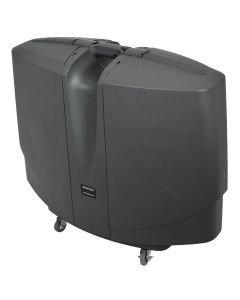 VUOKRAA Omnitronic PAM-500 MK2 siirrettävä PA äänentoisto