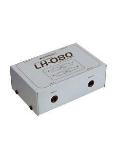 OMNITRONIC LH-080 Stereo häiriönpoistaja Stereo