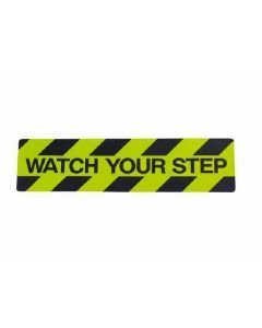 EUROLITE Stagetape Watch your Step Anti-slip 150mm