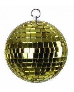 EUROLITE Keltainen peilipallo 5cm, ilman moottoria