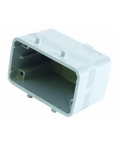 EUROLITE Socket casing for 10-pole, PG 16, straigh
