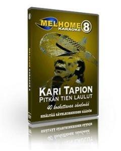 MELHOME Vol 8 karaoke DVD Kari Tapion pitkän tien